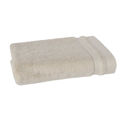 Mr. Fox Solid Bath Towel Color: Linen