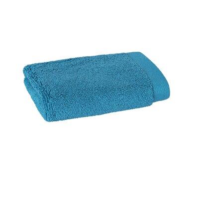 Mr. Fox Solid Washcloth Color: Peacock