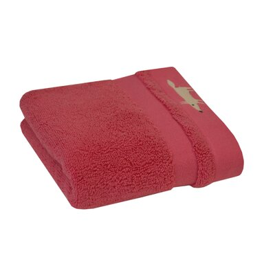 Mr. Fox Solid Hand Towel Color: Crocus