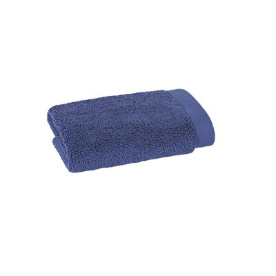 Mr. Fox Solid Washcloth Color: Lake