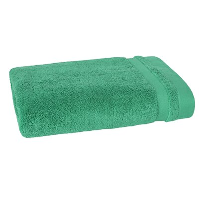 Mr. Fox Solid Bath Towel Color: Forest
