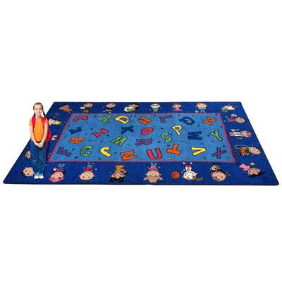Friends Together Friendship Area Rug Rug Size: 6 x 86