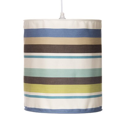 Liam 16 Fabric Drum Pendant Shade
