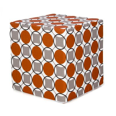 Echo Decorative Cube Ottoman