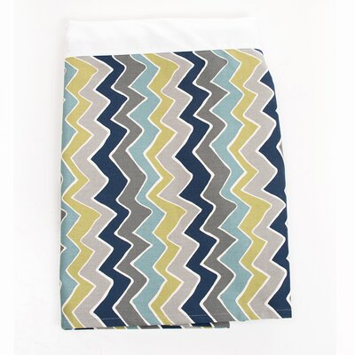Uptown Traffic Bed Skirt Size: Queen