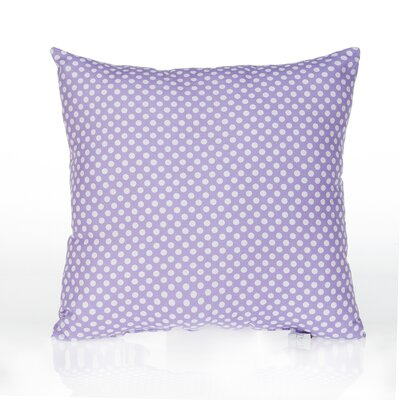 Fiona Micro Dot Cotton Throw Pillow