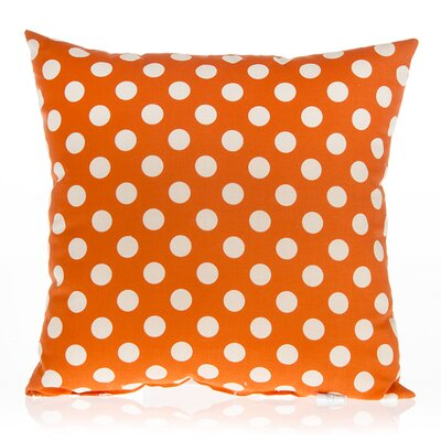 Calliope Dot Cotton Throw Pillow