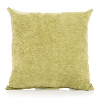 Uptown Traffic Throw Pillow Color: Green