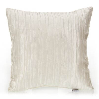 Lil Princess Crinkle Cotton Throw Pillow