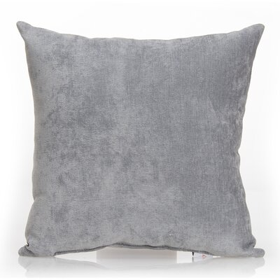 Swizzle Cotton Throw Pillow