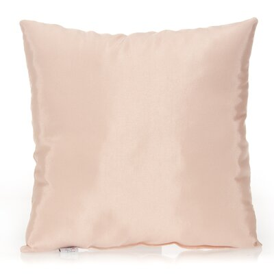 Lil Princess Cotton Throw Pillow