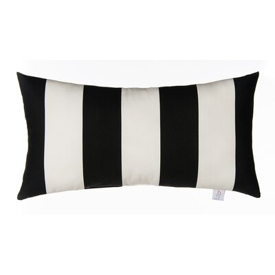 Pippin Stripe Cotton Bolster Pillow