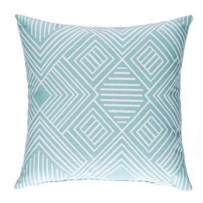 Soho Cotton Throw Pillow