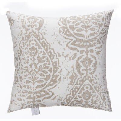 Soho Vintage Cotton Throw Pillow