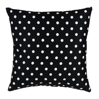 Pippin Dot Cotton Throw Pillow