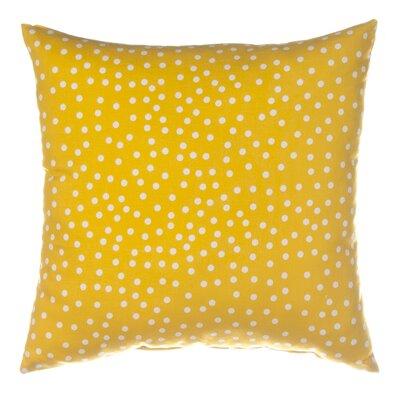 Traffic Jam Dot Throw Pillow