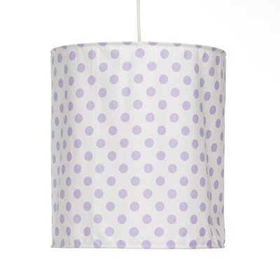 Fiona Hanging 14 Fabric Drum Pendant Shade