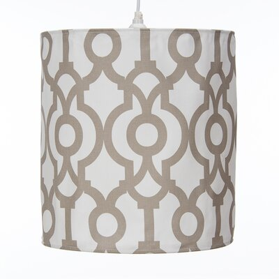 Soho Hanging 14 Fabric Drum Pendant Shade