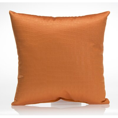 Rhythm Cotton Throw Pillow