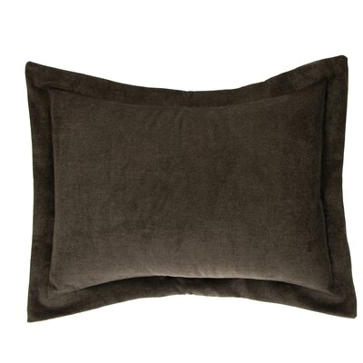 North Country Velvet Sham