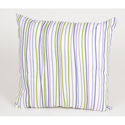 LuLu Cotton Throw Pillow