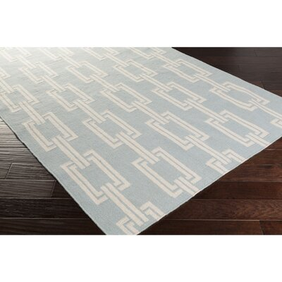 Boardwalk Slate Coastal Area Rug Rug Size: 2 x 3