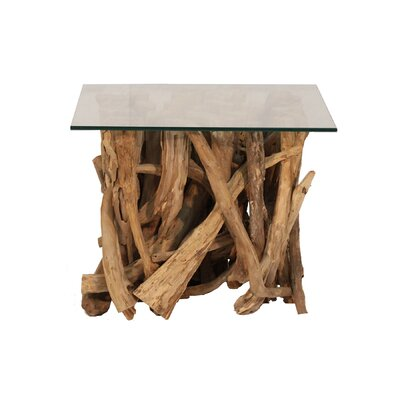 Stick End Table