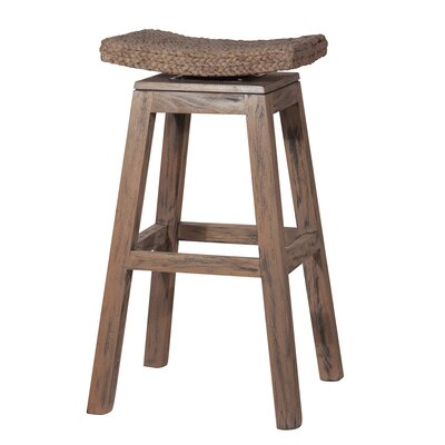 30 Swivel Top Bar Stool