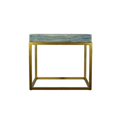 Miami Square End Table