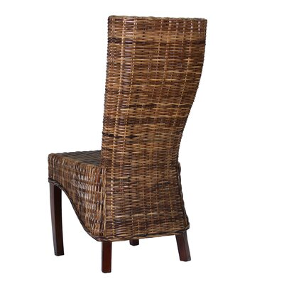 Kauky Solid Wood Dining Chair
