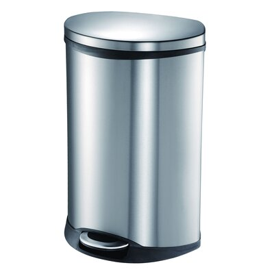 Eko Hands-Free Shell Trash Can - Size: 27.75