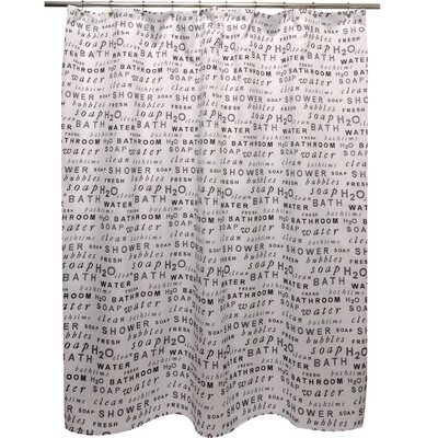 H20 Shower Curtain