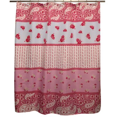 Shabby Elegance Shower Curtain