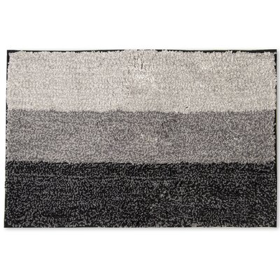Ambudkar Bath Rug Color: Gray