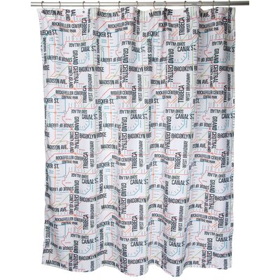 In-Transit Shower Curtain