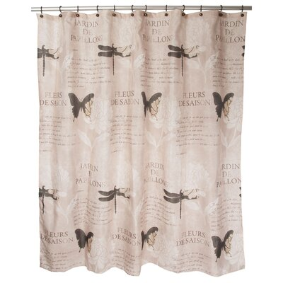 Forestport Papillons Shower Curtain
