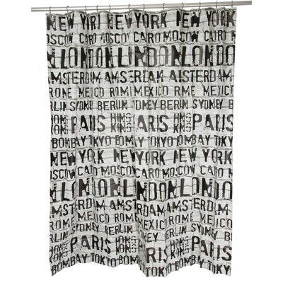 Creswell Shower Curtain