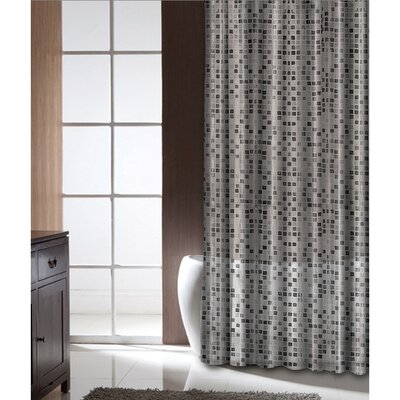 Schultz Tiles Shower Curtain