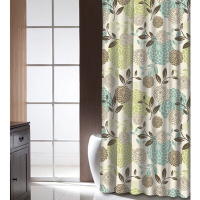 Basswood Shower Curtain