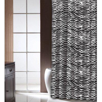Lalani Zebra Shower Curtain