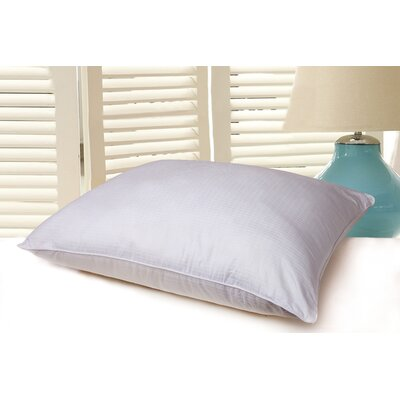 400 Thread Count Bed Polyfill Pillow Size: King