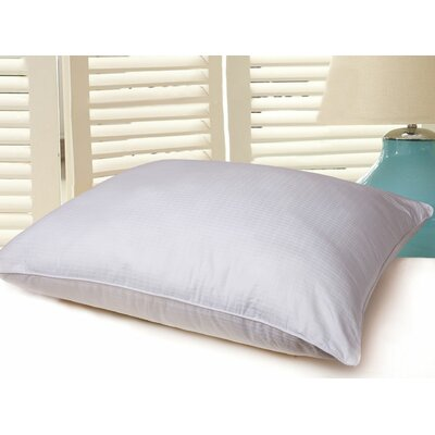 400 Thread Count Bed Polyfill Pillow Size: Standard