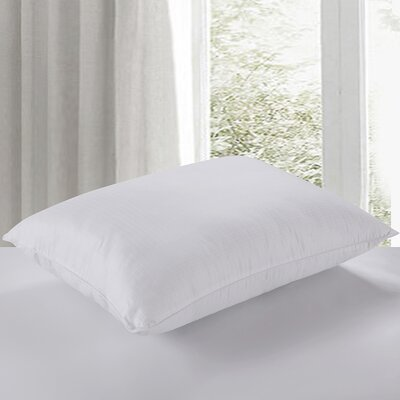 400 Thread Count Water and Stain Resistant Dobby Down Alternative Pillow Size: Jumbo