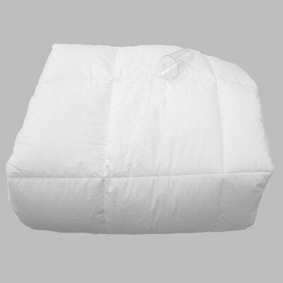 Nanofibre Midweight Down Alternative Comforter Size: King