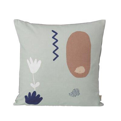 Ferm Living Kids Landscape Cotton Throw Pillow