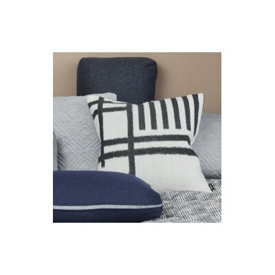 Ferm Living Kelim Wool Throw Pillow