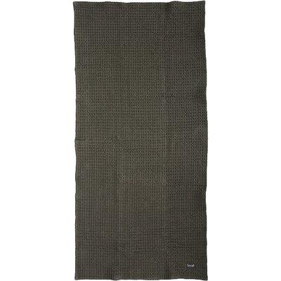Organic Cotton Bath Towel Color: Gray