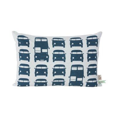 Ferm Living Kids Rush Hour Cotton Lumbar Pillow