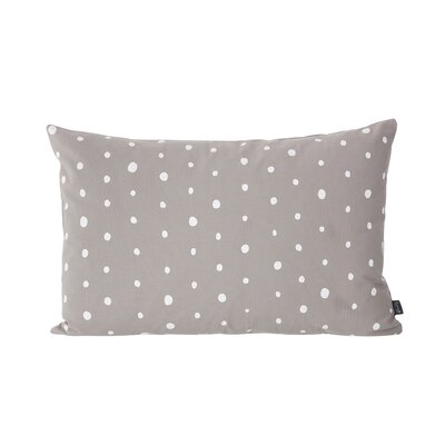 Ferm Living Dotted Cotton Lumbar Pillow