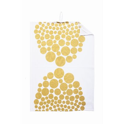 ScanTrends Dots Organic Tea Towel (Set of 2) at Sears.com
